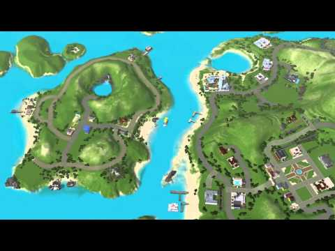 The Sims 3 Island Paradise Producer Walkthrough