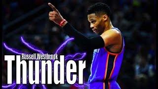 "Download Lagu Russell Westbrook 2017 Mix ~ ""Thunder"" Gratis STAFABAND"
