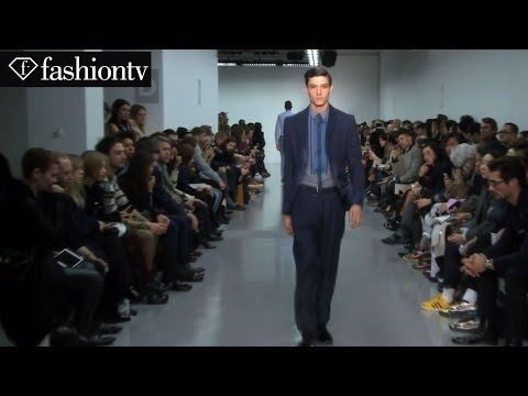 Richard Nicoll Men Fall/Winter 2014-15 ft David Gandy | London Collections: Men FULL SHOW |FashionTV