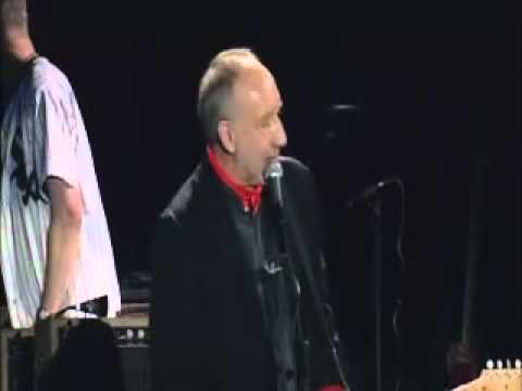 Pete Townshend saves GeorgeL in Atlantic City / Borgata 2007