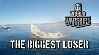 World of Warships - The Biggest Loser
