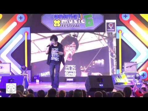 Hideaki Takatori - Aya Ikeda  Thai-Japan Anime & Music Festival 2016