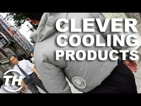 Clever Cooling Products - Jaime Neely Discusses Devices with Certified Cooling Capabilities