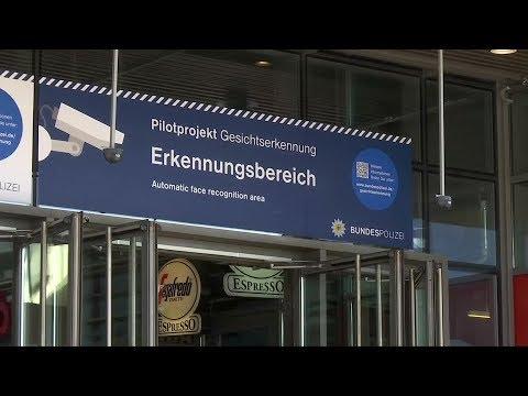 Gesichtserkennung an Bahnhöfen: Testphase in Berlin