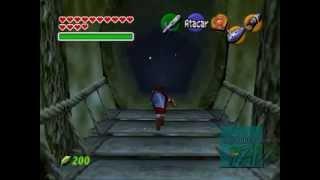 54- Zelda: Ocarina Of Time - Conseguir la espada Biggoron (1/2)