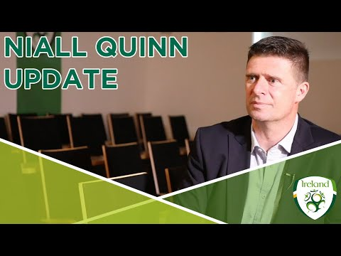 Niall Quinn Update