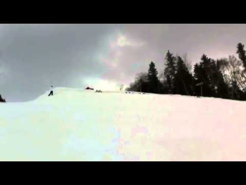 30 people on skis, Holding hands, Doing a backflip Created New World Record - Youtube