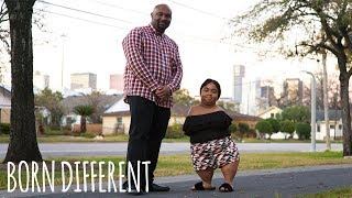 Woman With No Arms And Knees Finds Love | BORN DIFFERENT