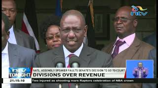 DP Ruto-chaired meeting fails to agree on revenue sharing