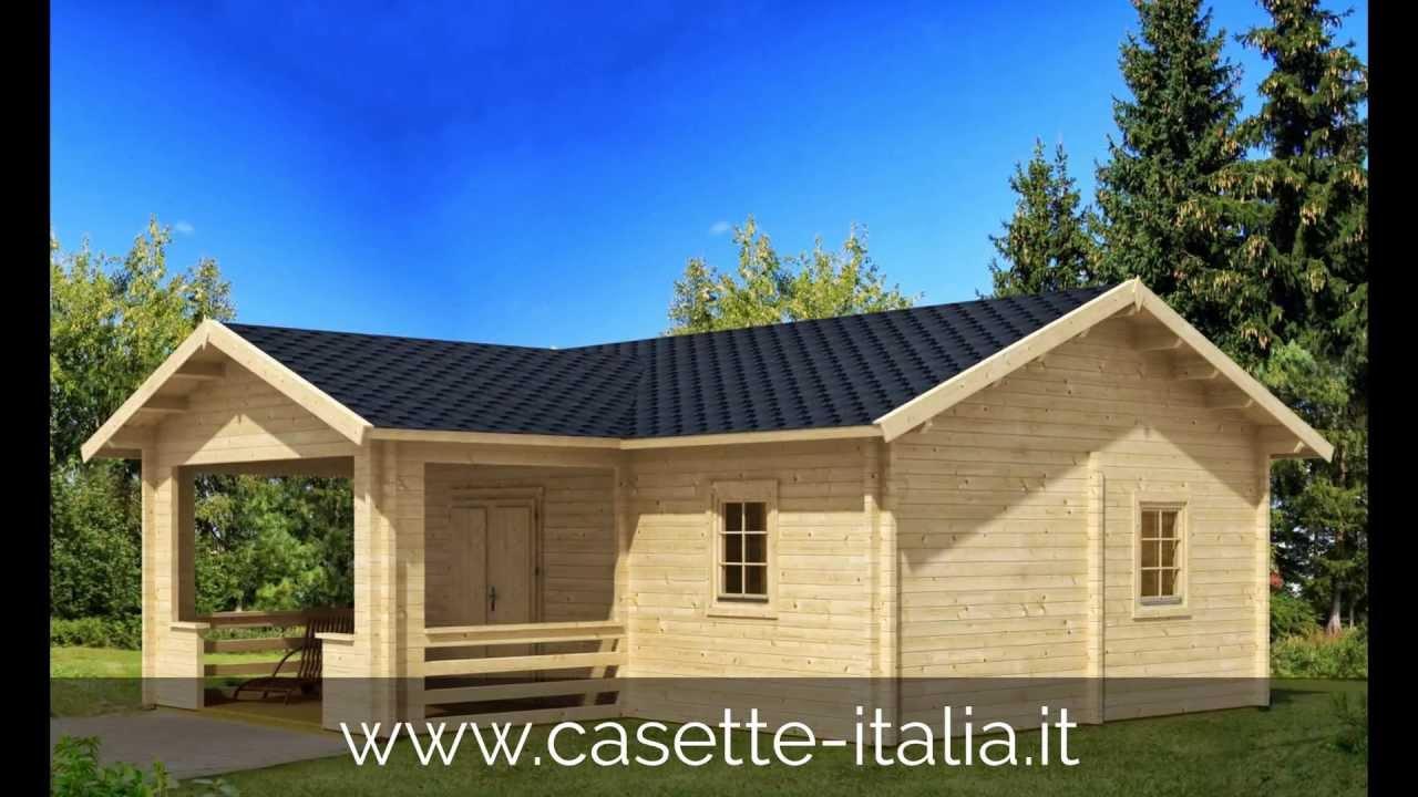 Abitazioni antisismiche terremoto bungalow per for Chalet prefabbricati in legno prezzi