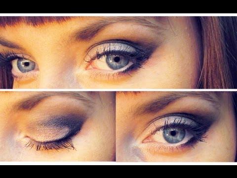 Нависшее веко макияж фото урок : Как сделать брови самостоятельно: коррекция бровей в