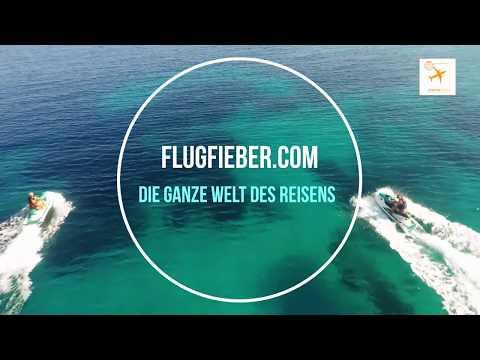 Reisen zu allen Reisezielen mit flugfieber.com