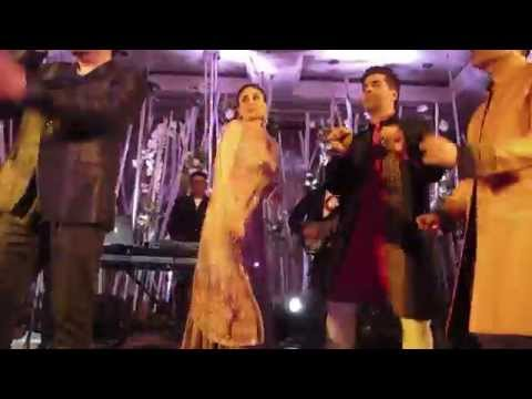 Mika gets Kareena kapoor, Karan johar and Manish malhotra dancing to dance to his tunes.
