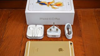 Unboxing brand new iPhone 📱 6s plus