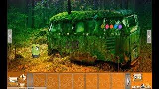 Abandoned Forest Car Garage Escape walkthrough Games2Rule.