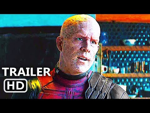 "DEADPOOL 2 ""Batman and Martha"" Trailer (NEW 2018) Ryan Reynolds Movie HD"