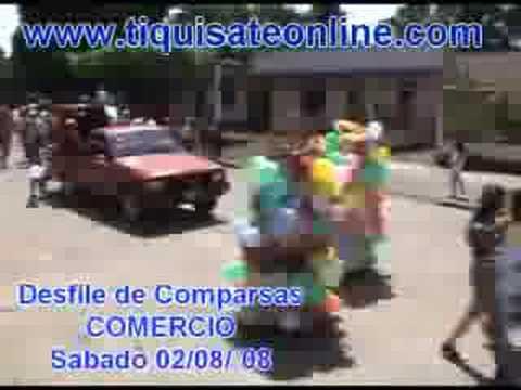 Desfile de Comparsas Comercio 2008