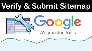 Best Way To Verify And Submit Your Website In Google Webmaster Tools In Hindi/Urdu