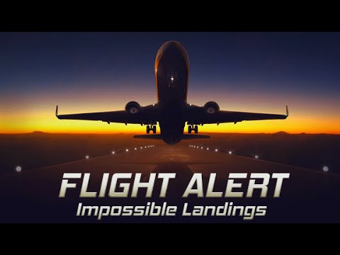 Flight Alert Simulator 3D Android GamePlay Trailer (By Fun Games For Free) [Game For Kids]