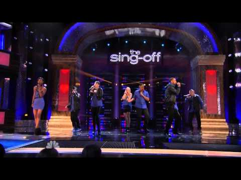 The Sing Off - Urban Method - Just Cant Get Enough by The Black Eyed Peas