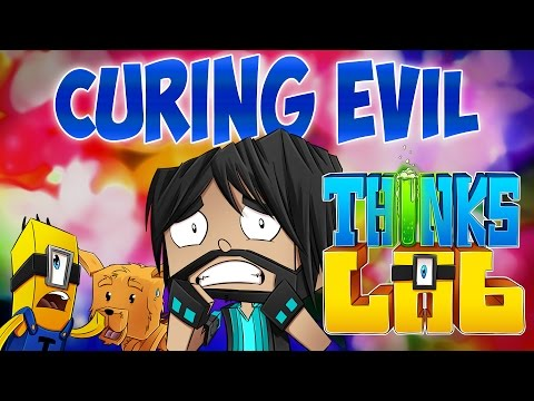 Minecraft : Curing Grape Jelly! - Think's Lab Mods