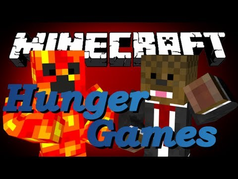 Minecraft Hunger Games w/ Preston Game #99.5 Lava Mob