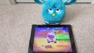 Furby Connect with App First Look! (Part 2)