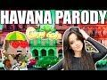 Growtopia - Havana Parody