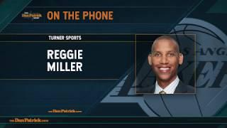Reggie Miller Talks NBA Playoffs, Lakers' Coach Search & More w/Dan Patrick | Full Interview