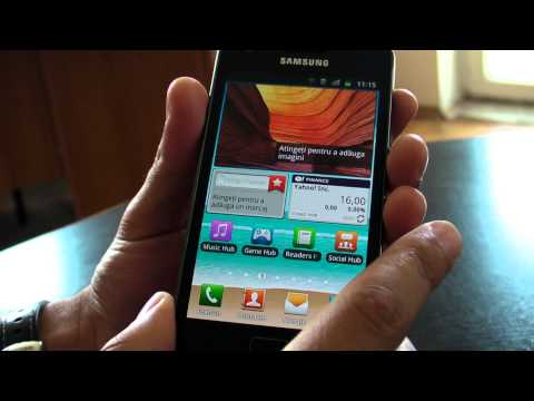 Samsung I9100 Galaxy S II review HD ( in Romana ) - www.TelefonulTau.eu -