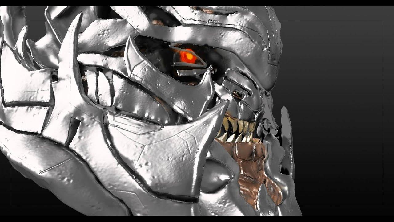Megatron 3d Games Transformers 2 Megatron 3d