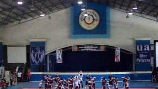 ncc central luzon qualifiers-tarlac state university college division champion