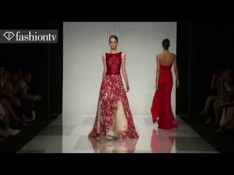 Tony Ward Fall winter 2013-2014 Show | Altaroma Altamoda | Fashiontv video