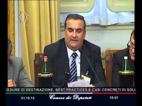 "Roma - ""I beni confiscati"" (01.10.14)"