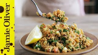 Tasty Turkish Couscous | Kerryann Dunlop