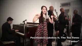 Timber - Vintage 1950's Doo Wop Pitbull / Ke$ha Cover
