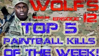 TOP5 KILLS EP12 with SWAT Roll!!!