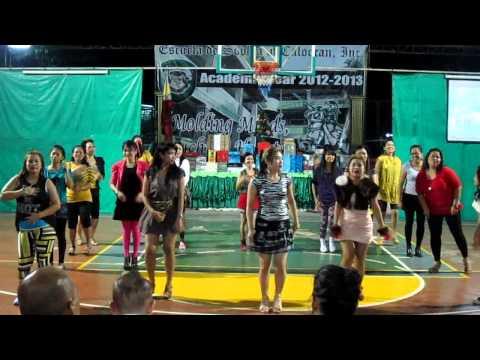 Edsci's Preschool Teachers Christmas Dance Presentation 2012 video