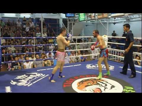 Nico Sumalee Boxing Gym VS Frank Jitlada Gym, Bangla Boxing Stadium, 17th Aug.