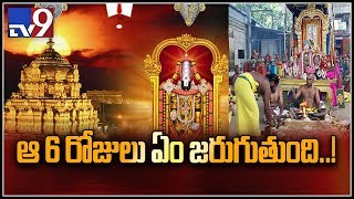 Tirumala : Six days of Maha Samprokshana