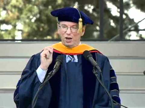 Eric E. Schmidt: 2012 Boston University Commencement Speaker