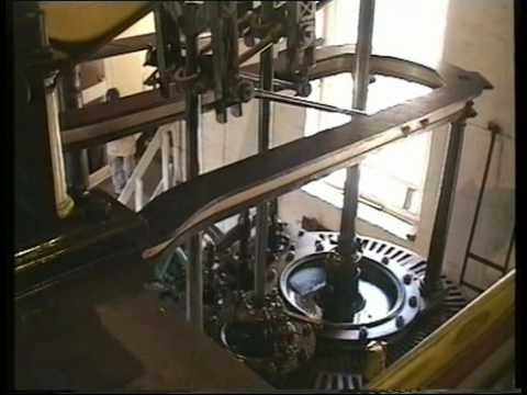 Amos & Easton Steam Engine Dances the Waltz