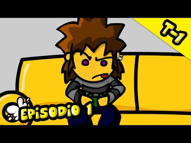 Vete a la Versh - Temporada 1, Episodio 1: Videojuegos