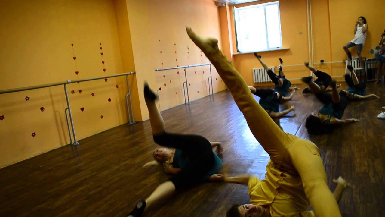 контемп танцы видео уроки торрент