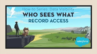 Who Sees What: Record Access Via Roles (Lightning Experience)