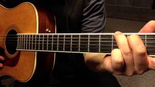 Fingerpicking for Beginners Lesson 9