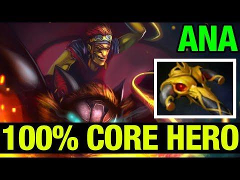 BATRIDER IS 100% CORE HERO - ANA  - Dota 2