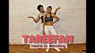 TAREEFAN  VEERE DI WEDDING  SONAM KAPOOR  DHANASHR