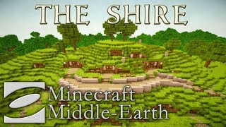The Shire - Minecraft Middle-Earth