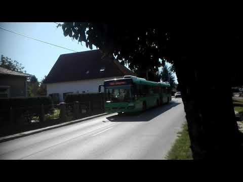 Tüke busz 130A buszjárat indul a Hauni Hungária buszmegállóból Pécs Kertváros Móra Ferenc utca